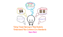 Using Visual Literacy to Post Standards