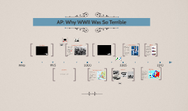 AP: Why WWII Was So Terrible