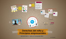 Taller 2 - Derechos del niño y Principios empresariales