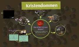 Copy of Kristendommen