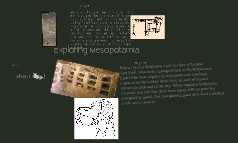Copy of Copy of Explore Mesopotamia