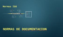 Copy of NORMA DE DOCUMENTACION