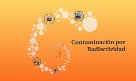 Contaminación por Radiactividad