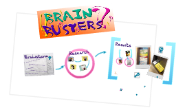 Brain Buster Challenge