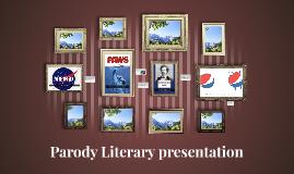 Literary Presentation
