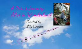 Copy of A Hero's Journey: Alice in Wonerland