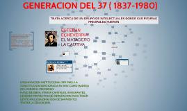GENERACION DEL 37