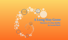 A Long Way Gone: Multimedia Project