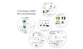 Cal Green, LEED and Commissioning - March JPA