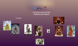 Literatura azteca-mexica y