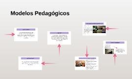 Copy of Modelos Pedagógicos