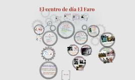 El centro de día El Faro