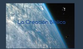 La Creación Bíblica