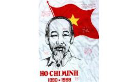 Hô Chi Minh est un homme politique communiste vietnamien, gr