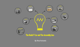 The Model T & The Assembly Line