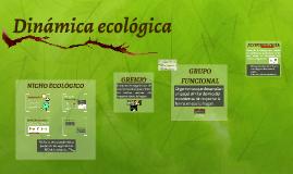 7mo Nicho ecologico, grupos funcionales y ecofisiologia