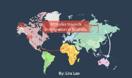 Attitudes towards Immigration in Australia