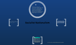 Socialist Nationalism