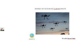Drones no Sistema de Plantio Direto