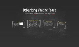 Debunking Vaccine Fears