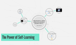 The Power of Self-Learning