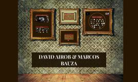 DAVID AIROB & MARCOS BAUZA