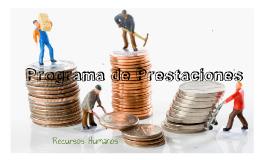 Prestaciones y Servicios Al Personal