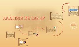 Copy of Análisis de las 4P