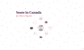 Snow in Canada