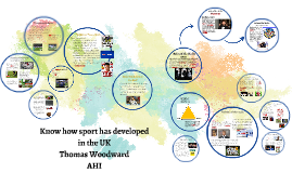 Copy of Know how sport has developed in the UK