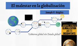 Copy of El malestar en la globalización