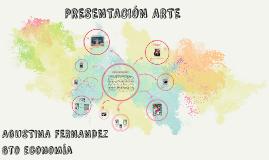 PRESENTACION ARTE