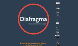 EL Diafragma en Fotografía