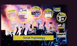 Copy of  Social Psychology Perception