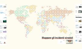 Mappare gli incidenti stradali