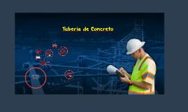 TUBERIAS DE CONCRETO