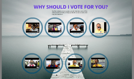 Election 2013: Why should I vote for you?