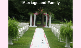 Chapter 12: Marriage and Family