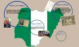 Nigerian Folklore