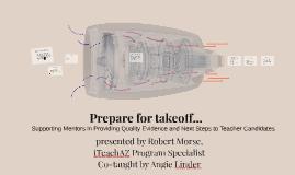 presented by Robert Morse, iTeachAZ Program Specialist