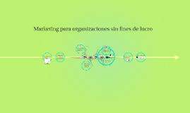 Copy of Marketing para organizaciones sin fines de lucro