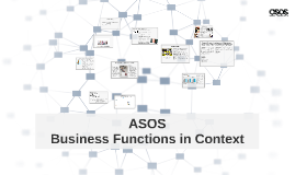 Copy of ASOS - Business Functions in Context