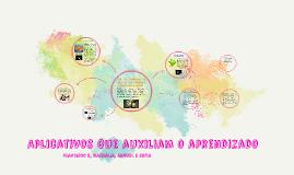 Aplicativos que auxiliam a educação