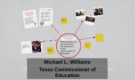 Texas Commissioner of Education