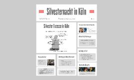 Silvesternacht in Köln