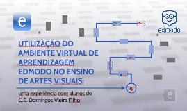 UTILIZAÇÃO DO AMBIENTE VIRTUAL DE APRENDIZAGEM EDMODO NO ENS
