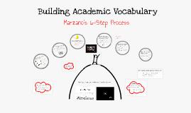 Copy of Copy of Building Academic Vocabulary