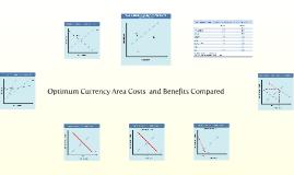 Cost Benefit OCA Analysis