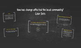 Community and Change