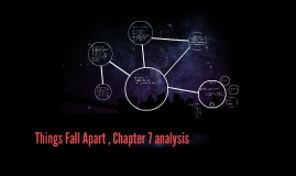 Things Fall Apart , Chapter 7 Analysis By Hilda Friday On Prezi